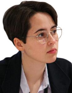 Amparo Perucho profesora comunicación y oratoria unidema
