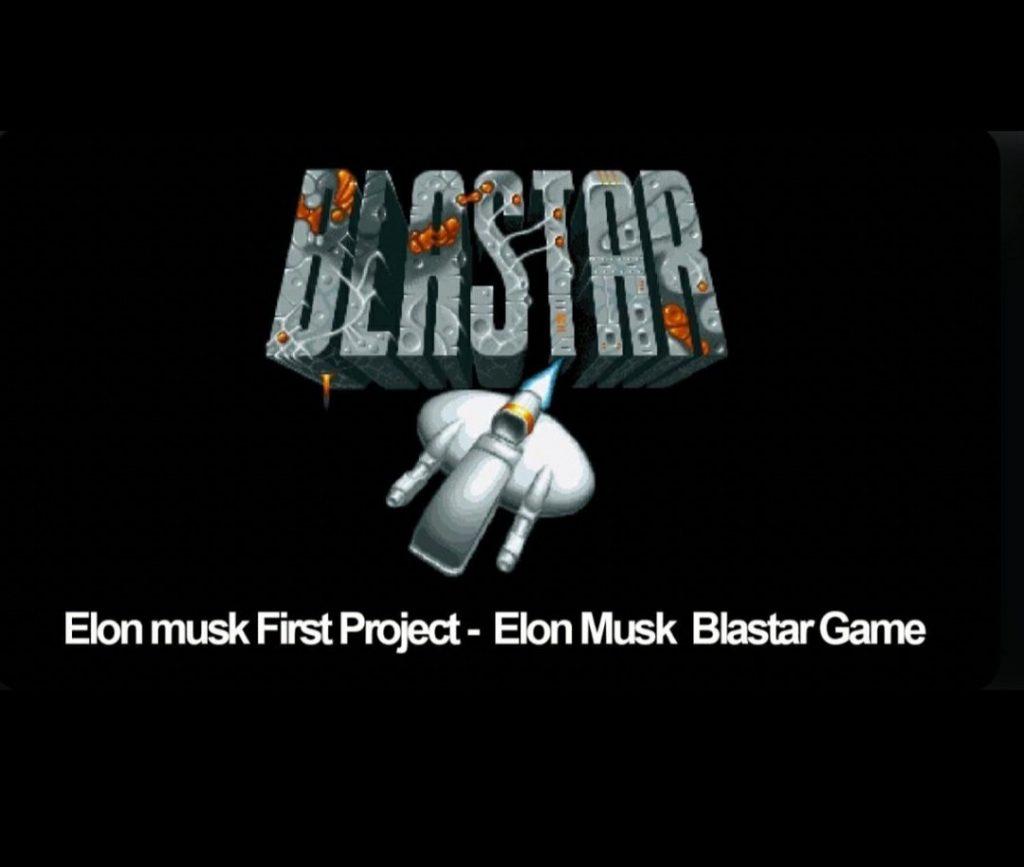 elon-musk blastar game
