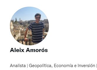 Aleix Amoros economia y geeopolítica