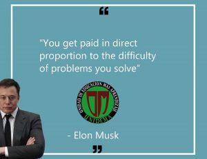 La historia de Elon Musk. Descúbrela.